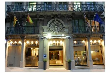 Grupotel Gravina, Sala de alquiler Barcelona Carrer de Gravina #0