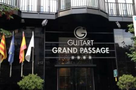 Guitart Grand Passage, Sala de alquiler Barcelona Carrer de Muntaner #0