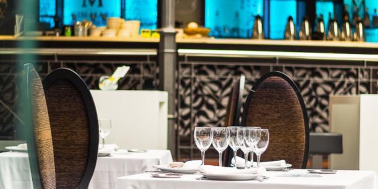 Samarkanda, Restaurante Madrid Atocha #0