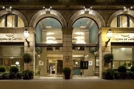 Hotel Duquesa De Cardon, Sala de alquiler Barcelona Paseo de Colón #0
