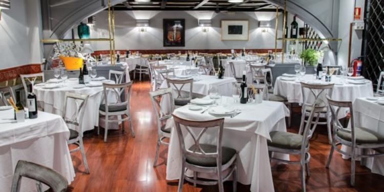 L'Abbraccio, Restaurante Madrid Chamartín #0