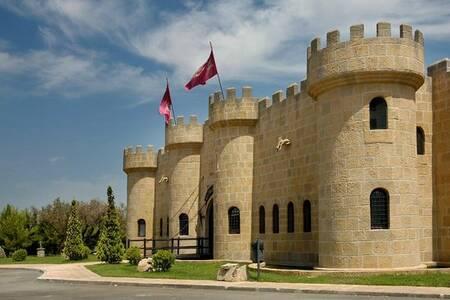 Hotel Castillo Bonavia, Sala de alquiler Pedrola Bonavia #0