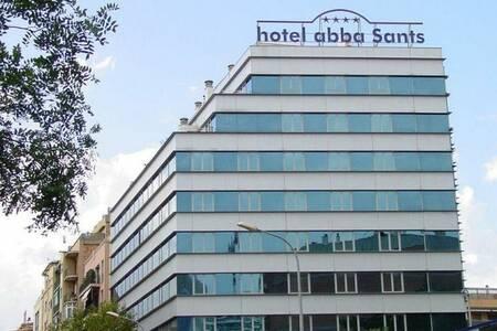 Abba Sants Hotel, Sala de alquiler Barcelona Carrer de Numància #0