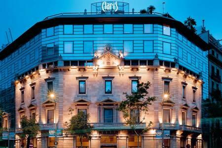 Hotel Claris, Sala de alquiler Barcelona Carrer de Pau Claris #0