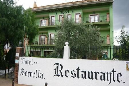 Hotel Rural Serrella, Sala de alquiler Castell de Castells Avenida de Alcoy #0