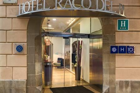 H10 Raco Del Pi, Sala de alquiler Barcelona Carrer del Pi #0