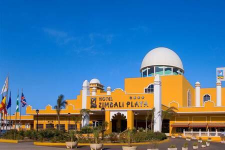 Hotel Spa Zimbali Playa, Sala de alquiler Vera Vera #0