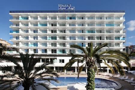 Agua Azul Hotel, Sala de alquiler Benidorm Emilio Ortuño #0