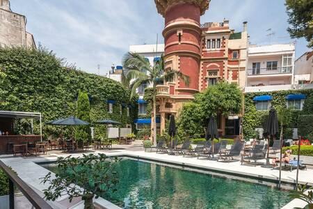 Hotel Medium Sitges Park, Sala de alquiler Sitges Carrer Jesús #0