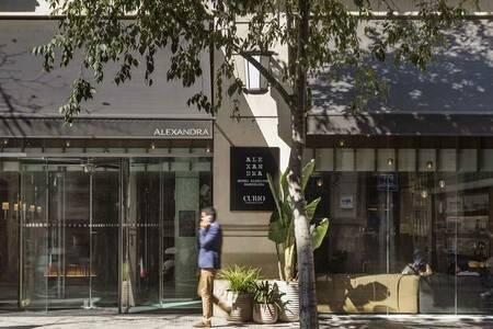 Alexandra Barcelona Hotel, Curio Collection By Hilton, Sala de alquiler Barcelona Carrer de Mallorca #0