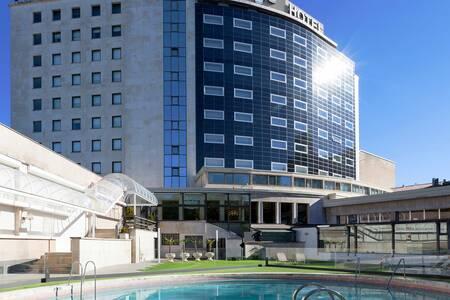 Hotel Tres, Sala de alquiler Pamplona Pamplona #0