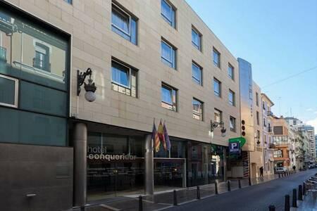 Hotel Medium Conqueridor, Sala de alquiler València Calle Cervantes #0