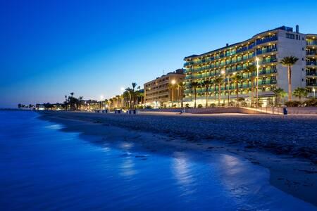 Hotel Allon Mediterrania, Sala de alquiler La Vila Joiosa Villajoyosa #0