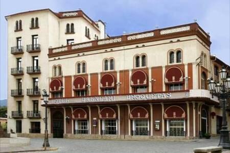 Hotel Balneario Broquetas, Sala de alquiler Caldes de Montbui Caldas de Montbui #0