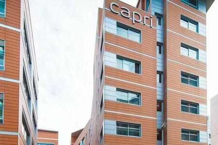 Hotel Capri, Sala de alquiler Barcelona Carrer de Sancho de Ávila #0