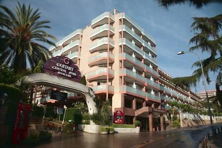Aparthotel Guitart Central Park, Sala de alquiler Lloret de Mar Lloret de Mar #0