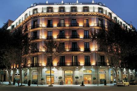 Nh Podium, Sala de alquiler Barcelona Calle Bailén #0