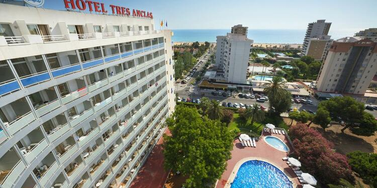 Hotel Tres Anclas, Sala de alquiler Platja de Gandia Carrer de la Valldigna #0