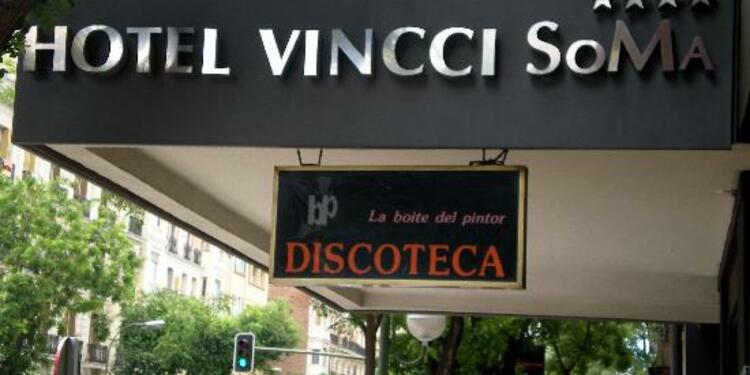 Vincci Soma, Sala de alquiler Madrid Madrid #0