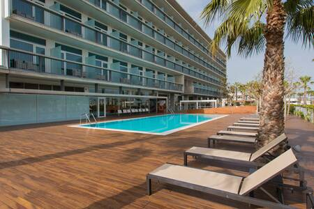 Hotel Atenea Port, Sala de alquiler Mataró Passeig Marítim #0