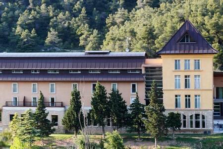 Hotel Balneario Rocallaura, Sala de alquiler Rocallaura Rocallaura #0