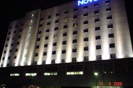 Novotel Sevilla Marques Del Nervion, Sala de alquiler Sevilla Av. Eduardo Dato #0