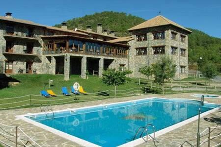 Hotel Pena Montanesa, Sala de alquiler Aínsa Aínsa #0
