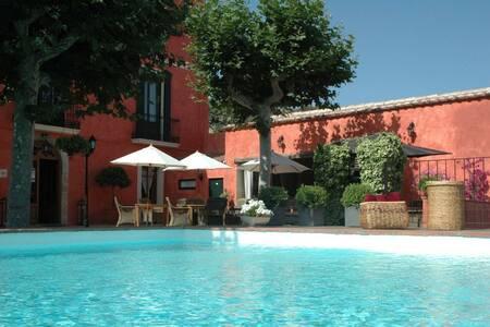 Hotel Mas De Baix, Sala de alquiler Cabrils Cabrils #0