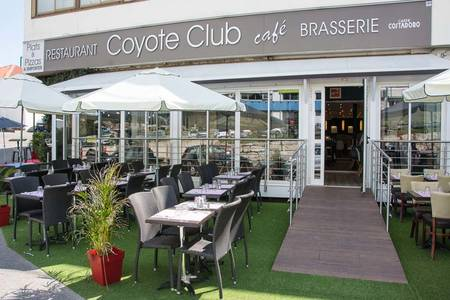 Coyote Club Café, Salle de location Vallauris  #0