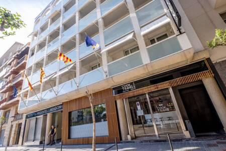 Hotel Regente Aragon, Sala de alquiler Salou Salou #0