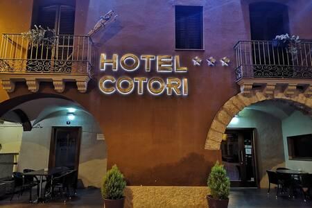Hotel Cotori, Sala de alquiler El Pont de Suert Plaça del Mercadal #0
