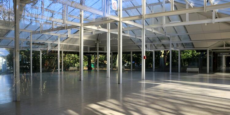 L'Espace Événements - Parc Floral de Paris : Les Pavillons, Salle de location Paris Parc Floral #0