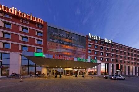 Auditorium Madrid Hotel, Sala de alquiler Madrid Madrid #0