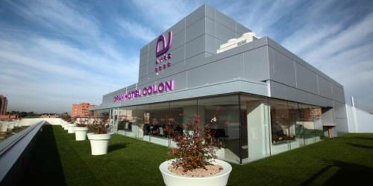 Ayre Gran Hotel Colon, Sala de alquiler Madrid Calle del Pez Volador #0