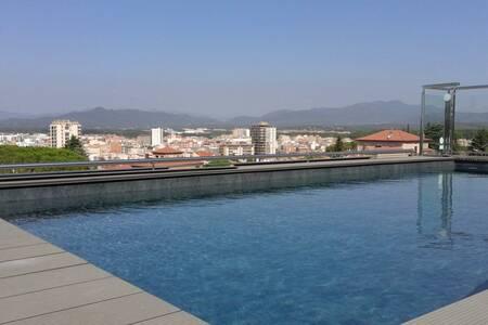 Ac Hotel Palau De Bellavista, Sala de alquiler Girona Pujada dels Polvorins #0