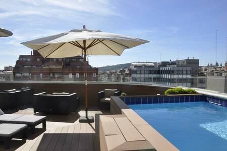 Amister Hotel, Sala de alquiler Barcelona Avinguda de Roma #0