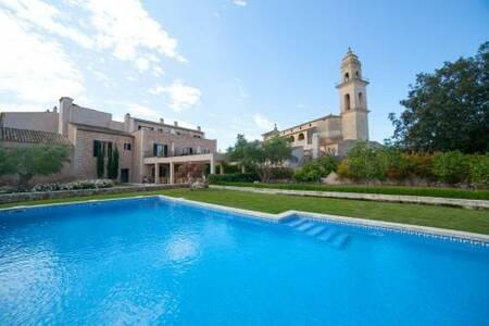 Hotel Ca'N Bonico, Sala de alquiler Ses Salines  Plaça Sant Bartomeu #0