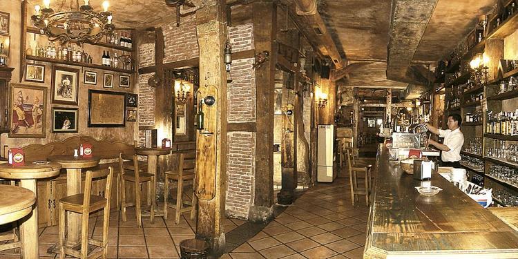 Taberna Los Angeles, Restaurante Madrid Centro #0