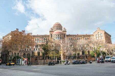 Hotel Amrey Sant Pau, Sala de alquiler Barcelona Sant Antoni Maria Claret #0