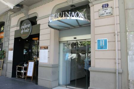 Hotel Urquinaona, Sala de alquiler Barcelona Ronda de Sant Pere #0