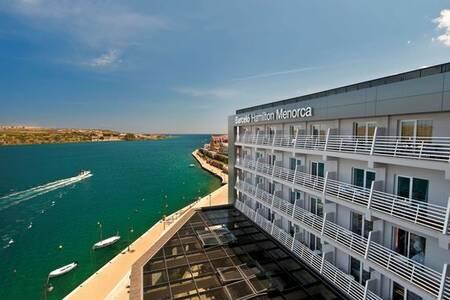 Barcelo Hamilton Menorca, Sala de alquiler Es Castell Es Castell #0