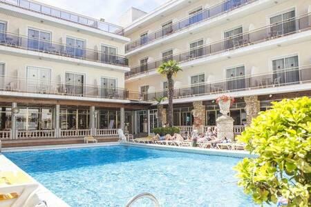Hotel Ibersol Sorra D´Or, Sala de alquiler Malgrat de Mar Malgrat de Mar #0