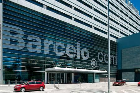 Barcelo Malaga, Sala de alquiler Málaga Málaga #0