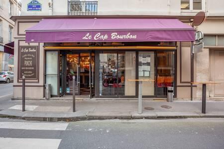 Le Cap Bourbon, Salle de location Paris Opéra #0
