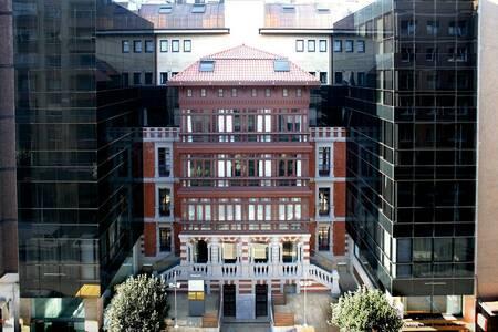 Barcelo Oviedo Cervantes, Sala de alquiler Oviedo Oviedo #0