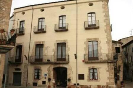 Hotel Comte Tallaferro, Sala de alquiler Besalú Carrer Ganganell #0