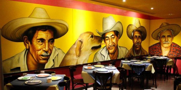 Sí Señor, Restaurante Madrid Cuzco #0