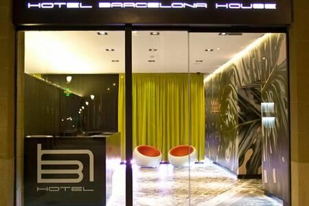 Hotel Barcelona House, Sala de alquiler Barcelona Carrer dels Escudellers #0