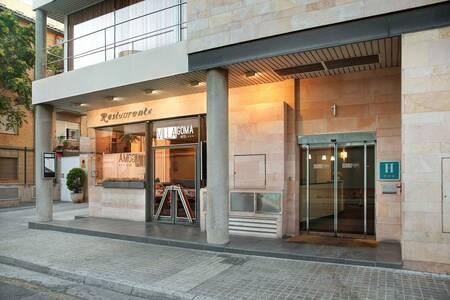 Hotel Villa Goma, Sala de alquiler Zaragoza Calle Padre Arrupe #0