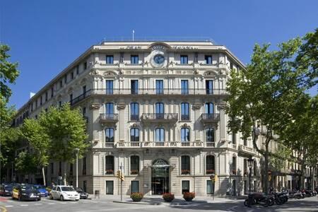Hotel Silken St. Gervasi Barcelona, Sala de alquiler Barcelona Carrer de Sant Gervasi de Cassoles #0